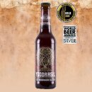 Yggdrasil - Nordic Red Ale, Bier 0,33l