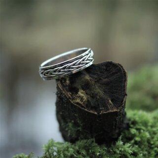 Viking swivel - Braided pattern 16,5 / 52