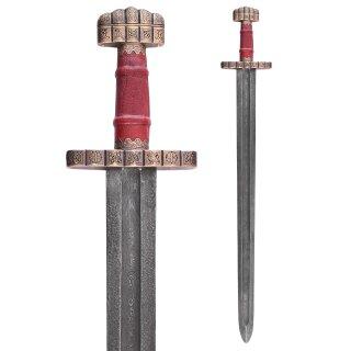Wikingerschwert aus Haithabu, 9. Jh., Damaststahl