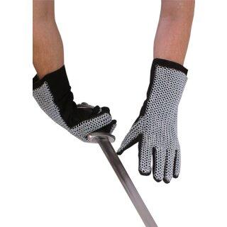 Fingerhandschuhe mit Kettengeflecht, ID6mm, unbehandelt