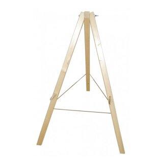 Zielscheibenständer aus Holz