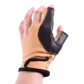 Bogenhandschuh für Rechtshänder