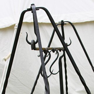 Steel rod for tripods, ca. 120 cm