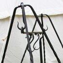 Stahlstange für Dreibeine, ca. 120 cm