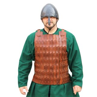 Leather Lamellae Armour