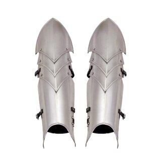 Beinröhren, 1,6mm Stahl