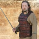 Celtic Leather Lamellae Armour