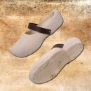 Wooden Shoes with leather strap