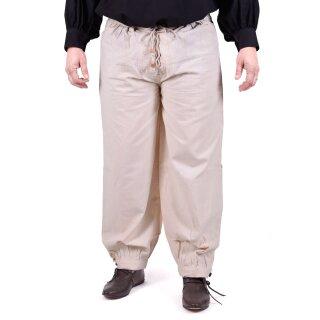 Bundhose, naturfarben, Gr. XL