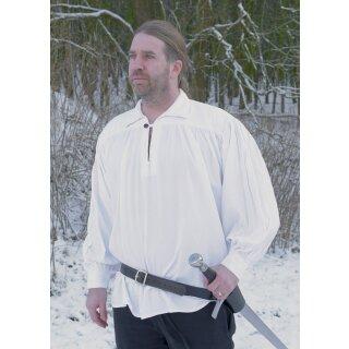 Ritterhemd, weiß, Gr. XXL