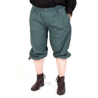 Kniebundhose zum Schnüren, grün, Gr. M