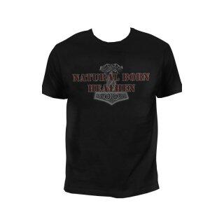 T-Shirt Natural Born Heathen