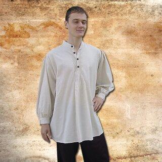 Biesen Shirt with wooden buttons
