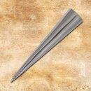 Speerfuss, Lanzen- und Speerschaftendstück, ca. 15 cm
