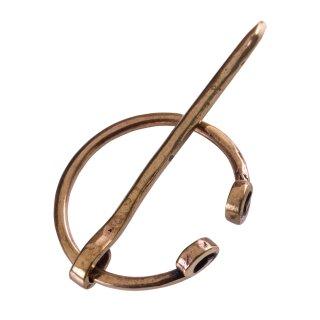 Kleine Wikinger Fibel aus Bronze