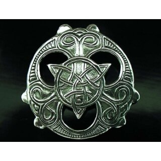 Anhänger Keltischer Schild, Silber