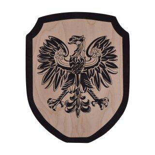 Kinder Ritter-Holzschild Adler