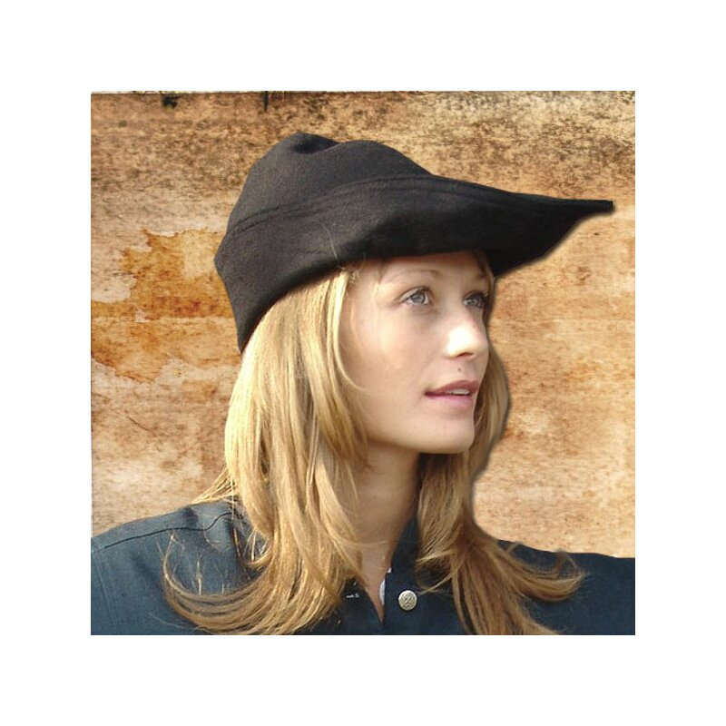 Leather Hat Robin Hood 83e7d182cbb
