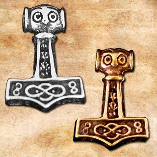 Anhänger Mjölnir Thors Hammer, klein