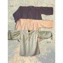 Stehkragen - Schnürhemd