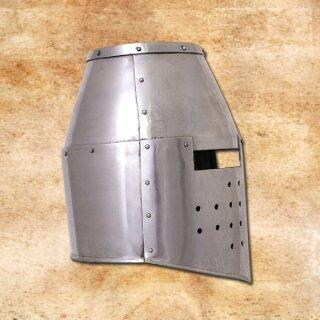 Great helmet, ca 13th century