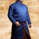 Infanterie Gambeson, blau
