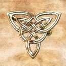 Brooch 69 Celtic Trinity