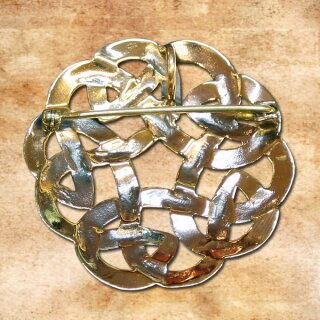 Fibula 70 Celtic Knot, massive