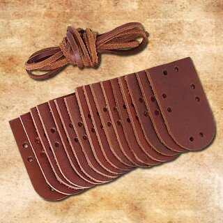 Extension for Leather Lamellae Armour
