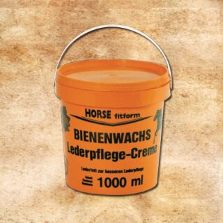Beeswax Leather Care 1000 ml