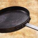 Rustic Frying Pan with long handle