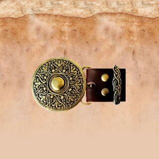 Buckle-Belt 4 cm, Arabeske