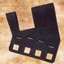 Belt Holder, tilted, Black (LARP)