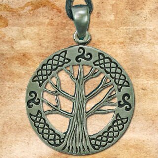 Tree of Life Pendant (pewter) 53