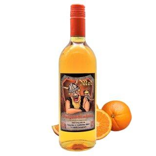 Met Orangenhonig