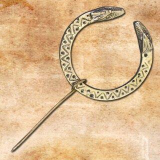 Dragon Brooch, Garment Clasp