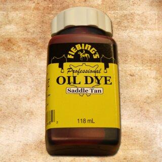 Fiebing`s Professional Oil Dye, sadle tan