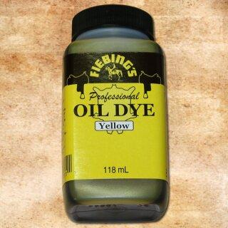 Fiebing`s Professional Oil Dye, yellow