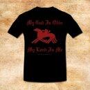 T-Shirt *My God is Odin*