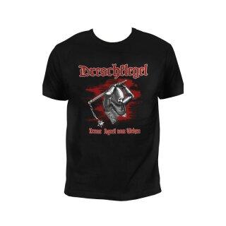 T-Shirt Dreschflegel - Trennt Spreu vom Weizen