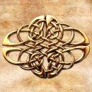 Brooch Celtic Knot 36, big
