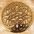 Brooch Celtic 4 Elements 35