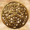 Brooch Viking Hagal 29