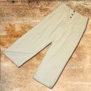Trousers made from very soft cotton S black