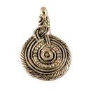 Serpent Amulet 48 bronze