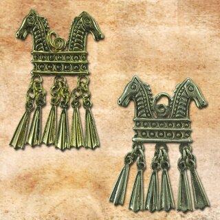Rattling Amulet 50 - bronze
