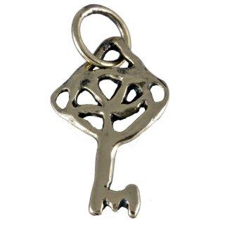 Amulett Himmelstorschlüssel 13 - Bronze