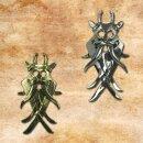 Arhus Mask Amulet 20 Silver