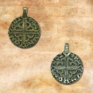 Roskilde-Münzenanhänger 35 - Bronze