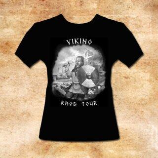 Girlie-Shirt Viking Rage Tour
